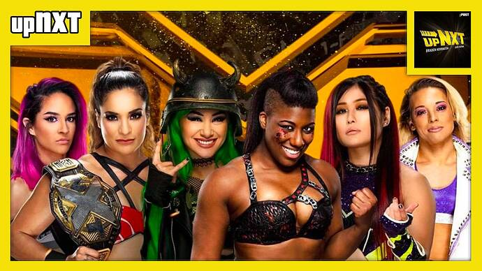 upNXT June 29th 2021