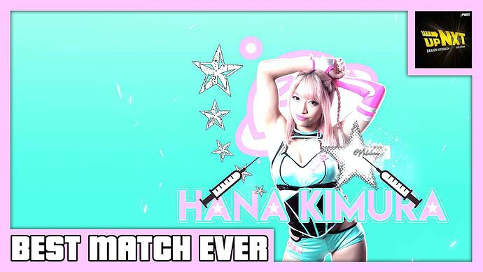 BME Hana Kimura