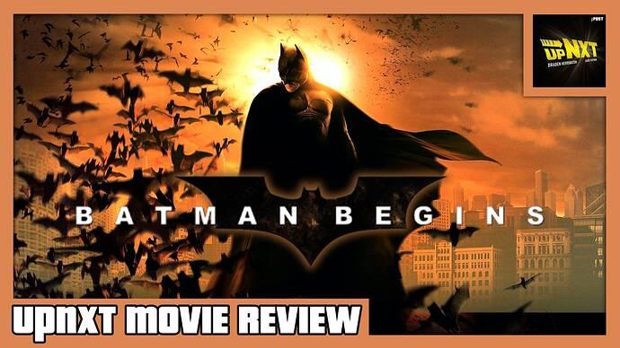 Batman Begins Review