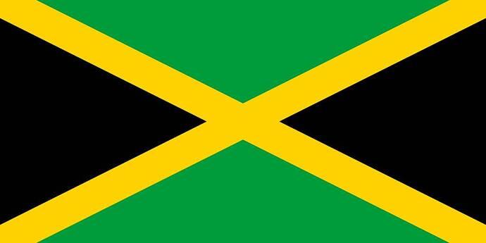 jamaicaflagvectorfreedownload